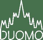 Duomo Logo (White)